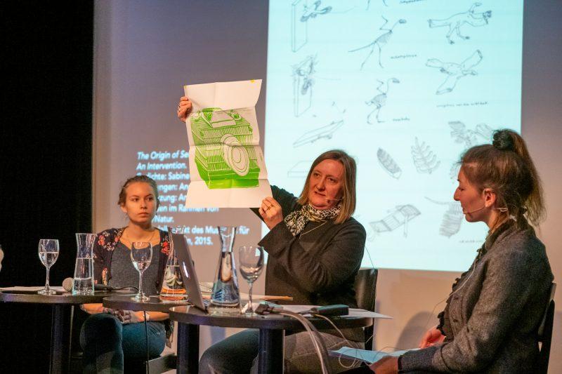 Joceline Ziegler, Sabine Scho und Alisha Stöcklin © Ben Koechlin