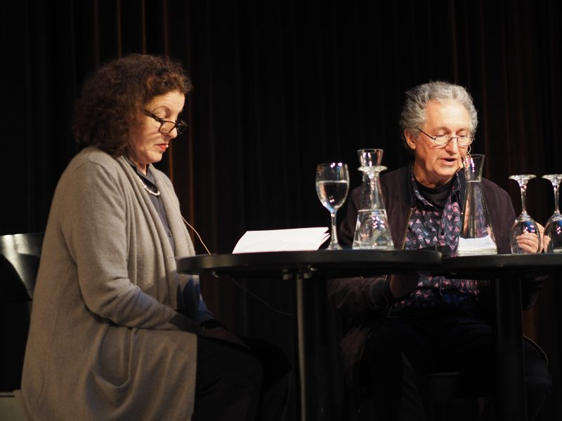 Ingrid Fichtner im Gespräch mit Rudolf Bussmann